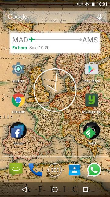 Hola mundo, adiós España
