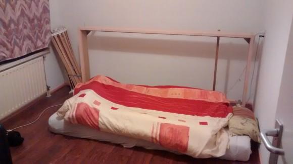 La cama china