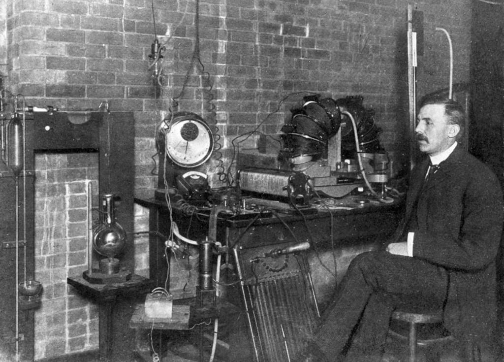 Ernest Rutherford, buen conocedor de las metamorfosis del científico