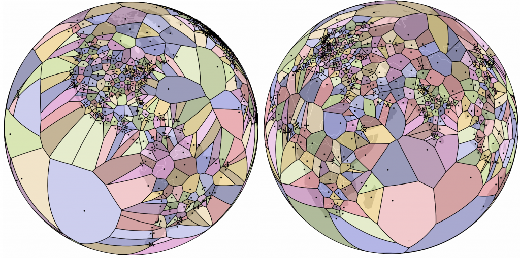 Cree su propio diagrama de Voronoi | Ciencia interactiva | Fuga de ...