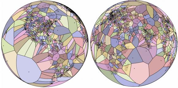 Cree su propio diagrama de Voronoi